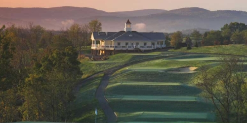 Blue Ridge Shadows Resort Washington DC golf packages