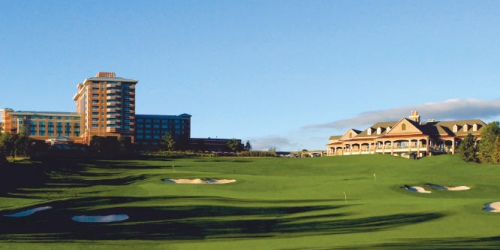 Lansdowne Resort Washington DC golf packages